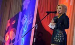 Atalia Kamil Motivasi Atlet Jabar Sebelum Berangkat ke PON