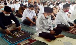 Shalat Jumat, JK: Alhamdulillah, Doa Kita Dijabah Allah SWT