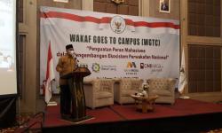 BWI Luncurkan Forum Jurnalis Wakaf Indonesia
