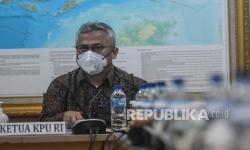 Ketua KPU Terkonfirmasi Positif Covid-19