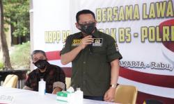 Bamsoet: Usut Tuntas Jaringan Terduga Teroris Solo