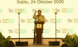 Airlangga: Golkar Motor Penggerak Suksesnya Jokowi-Ma'ruf