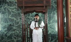 Positif Covid-19, Kiai Cholil Ajak Umat Patuhi Prokes