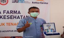 Nakes di Cirebon dan Indramayu Peroleh 15.900 Paket Suplemen