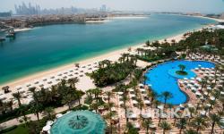 In Picture: Destinasi Wisata di Dubai Kembali Dibuka