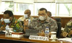 Komite I DPD Tindaklanjuti Masukan Terkait RPP Otsus Papua
