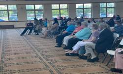 Promosikan Islam, Muslim Louisville Gelar 'Open House'