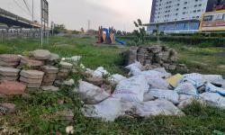 Berusia Satu Dasawarsa, Taman Rawasari Masih Terbengkalai