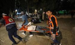 Korban Serangan Israel ke Masjidil Aqsa Menjadi 285 Orang