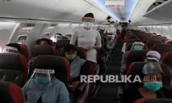 CDC AS: Satu Penumpang Pesawat Tularkan Covid-19 ke 15 Orang