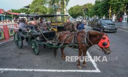 Wisatawan di Malioboro Hanya Diperbolehkan Dua Jam
