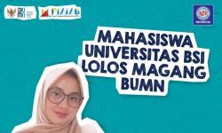 Mahasiswa UBSI Tasikmalaya Ungkap Pengalaman Magang di BUMN