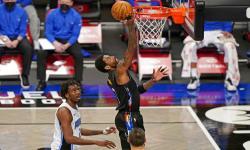 Nets Raih Delapan Kemenangan Beruntun