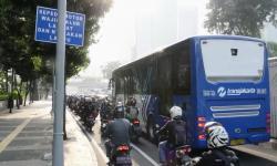 Jam Operasional Transportasi Umum Jakarta Berangsur Normal