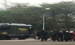 Koopsus TNI Gelar Latihan Tanggulangi Terorisme 2020
