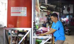 LAZ Harapan Dhuafa Bangun 30 Sarana Cuci Tangan Di Banten