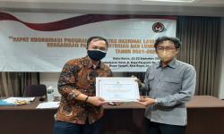 LMI Raih Penghargaan Lembaga Teraktif Tangani Pandemi