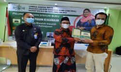 LBM PWNU DKI Luncurkan Buku <em>Moderasi Paham Keagamaan</em>