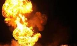 Ledakan Pipa Gas di China Tewaskan 12 Orang
