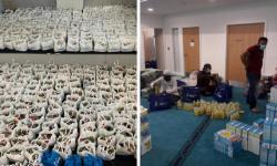 Islamic Relief UK Dibagikan Makanan untuk Warga Skotlandia
