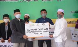 Sambut Ramadhan, 10 Rumah Quran Diluncurkan di Maluku