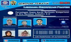LSP UBSI Siap Gelar Seminar Tematik