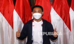Lifter Indonesia Eko Yuli Irawan.