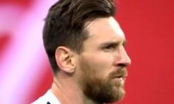 Saat Ruang Gerak Messi Dibatasi