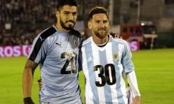 Lionel Messi akan Bertarung Vs Luis Suarez di Copa America