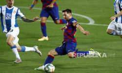 Lionel Messi Menjelma Jadi Mesin <em>Assist</em> Barcelona