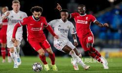 Fakta Menarik Jelang Duel Liverpool Vs Real Madrid