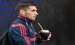 Torreira Tuding Arsenal Hambat Kariernya bersama Uruguay