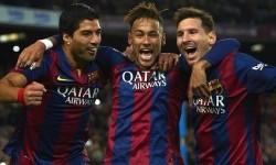 Trio MSN Membuat Lawan Kehilangan Fokus