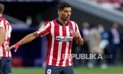 Babak I: Atletico Madrid 0-0 Lawan Valladolid