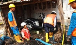 Palyja: Pasokan Air di Sebagian Jakarta Selatan Terganggu
