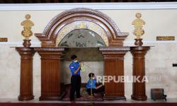 Kemenag Surakarta Bolehkan Shalat Jumat Masjid Pekan Depan