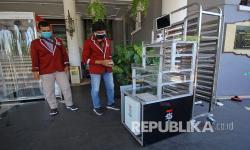 Surabaya Terima Bantuan Robot untuk Tangani Covid-19