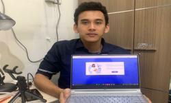 Mahasiswa ITS Kembangkan Aplikasi Dukung Digitalisasi RS
