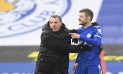 Rodgers: Vardy Tak Tergantikan di Leicester