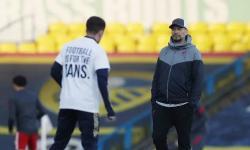 Seragam Protes Liga Super Eropa di Ruang Ganti, Klopp Kesal