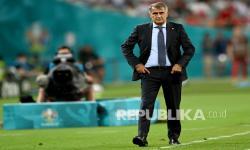 Turki Gagal di Euro 2020, Ini Reaksi Pelatih