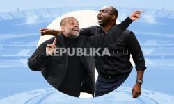 Infografis Man City Vs Crystal Palace: Potensi Poin Penuh