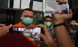 Saksi Akui Jatah Uang untuk Dua Asisten Edhy Prabowo