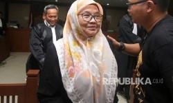Siti Fadilah Bebas, KPK Berharap Masa Pidana Beri Efek Jera