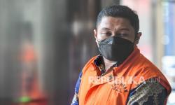 In Picture: Pemeriksaan Mantan Penyidik KPK AKP Stepanus Robin Pattuju