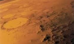 Mineral Mars Ditemukan di Inti Es Antartika