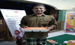 Rumah Zakat Bagikan 150 Paket Buka Puasa