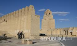 Kairouan Saksi Pembebasan Afrika Utara