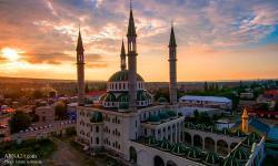 Masjid Agung Karachay-Cherkessia Dibuka Tahun Depan