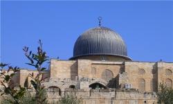 Israel Larang Warga Palestina untuk Beribadah di Al Aqsa